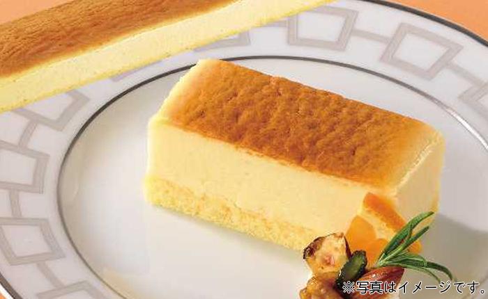 フリーカットケーキ ベイクドスフレチーズ