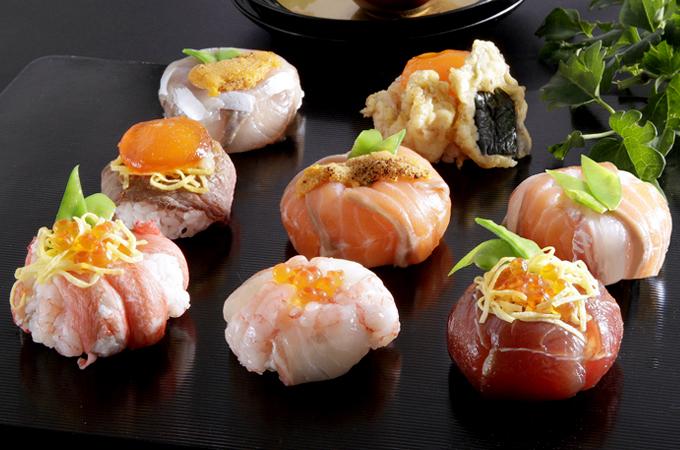 おもてなし寿司