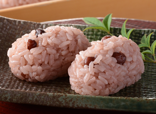 赤飯(一口サイズ)