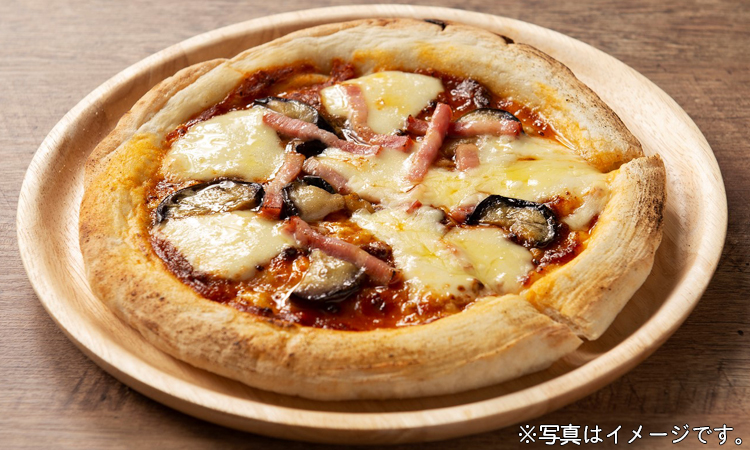 THE PIZZA なすとボロネーゼ